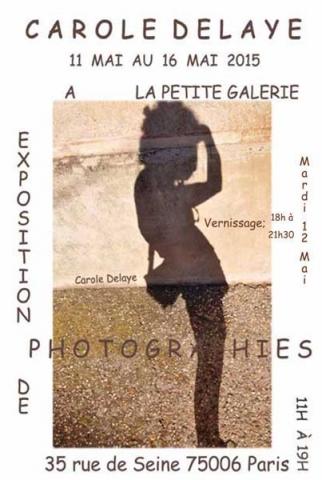 exposition de photographies, Galerie Petite Galerie, Paris 2015